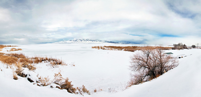 A Frozen Panoramic