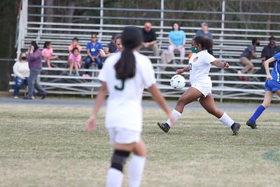 WHS vs. ECHS girls soccer