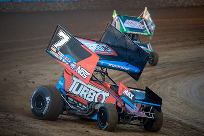 World of Outlaws at Lake Ozark Speedway 5/30/2020