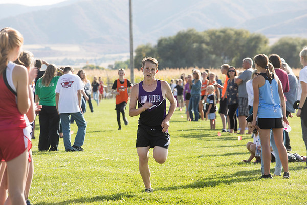 BEHS Cross Country Meets - 2018