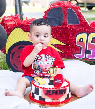 Jeremy's 1st Birthday