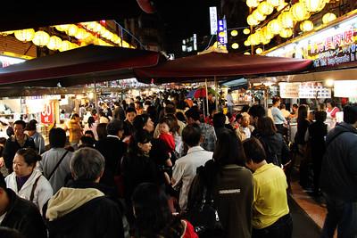 (台北) 士林夜市 (Shilin Night Market)