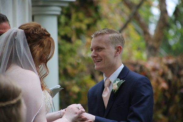 Mencer Wedding - 4th Street Gardens