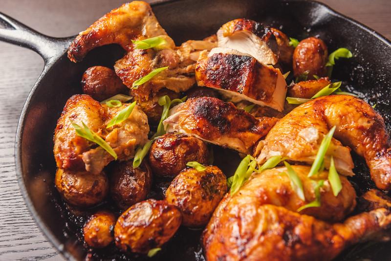 gochujang roast chicken