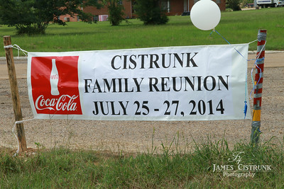Cistrunk Family Reunion