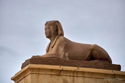Serapeum and Pompey's Pillar