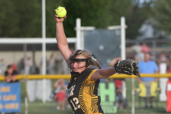 Morgan Township vs Pioneer- Regional Championship 5/29/2019