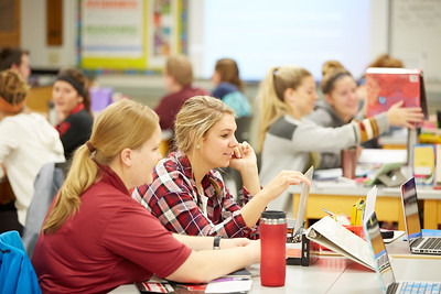 2016 UWL Educational Studies Heidi Masters Class