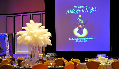 'A Magical Night 2015' Team Member Service Recognition Celebration