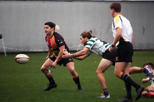 Round 11: OBU (22) v Upper Hutt Rams (19) #2