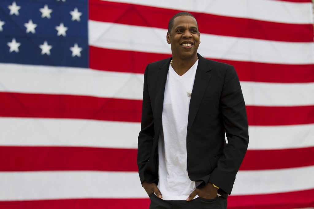 """. <p><b><a href=\'http://www.huffingtonpost.com/2013/07/25/jay-z-on-george-zimmerman_n_3651521.html\' target=\""""_blank\""""> 6. Jay-Z </a></b> <p>Calls George Zimmerman �a f****** mall cop� ... quite the putdown coming from a former crack dealer. (unranked) <p> --------------------------------------------   (AP Photo/Matt Rourke, File)"""