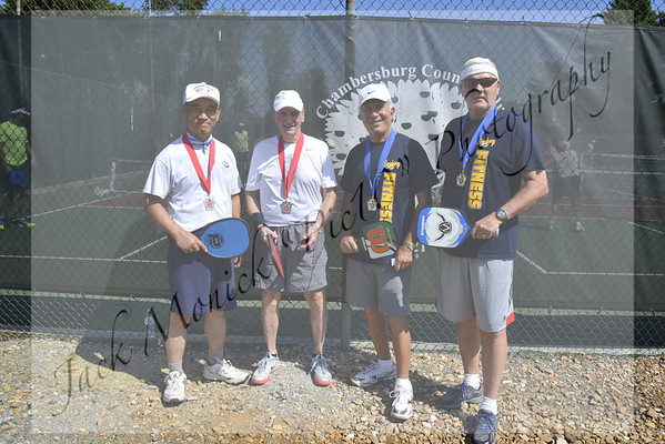 2015 Keystone Games Pickle ball