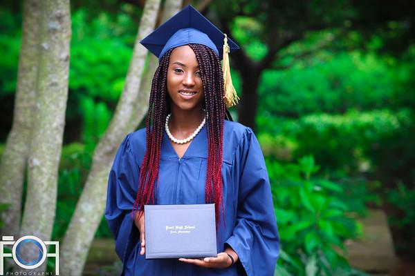 Omari Graduation 2020