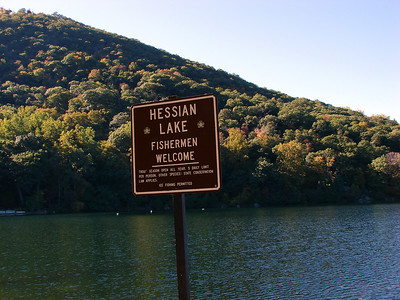 Hessian Lake - Bear Mountain