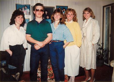 East Coast April-May 1986
