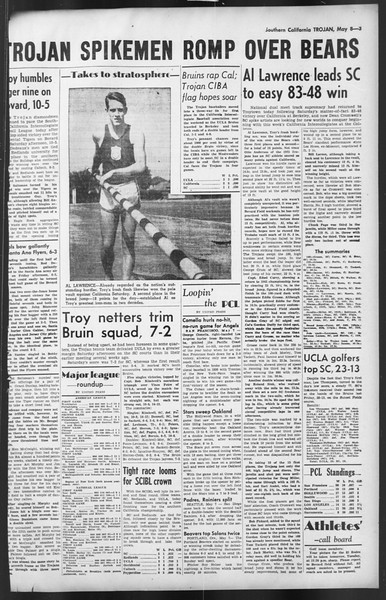 The Trojan, Vol. 35, No. 115, May 08, 1944