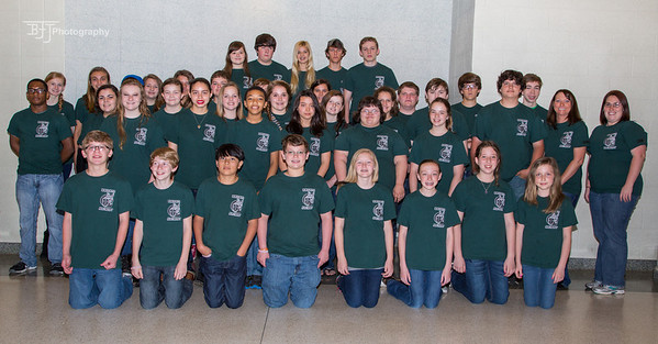 Calvary Archery at State Tournament