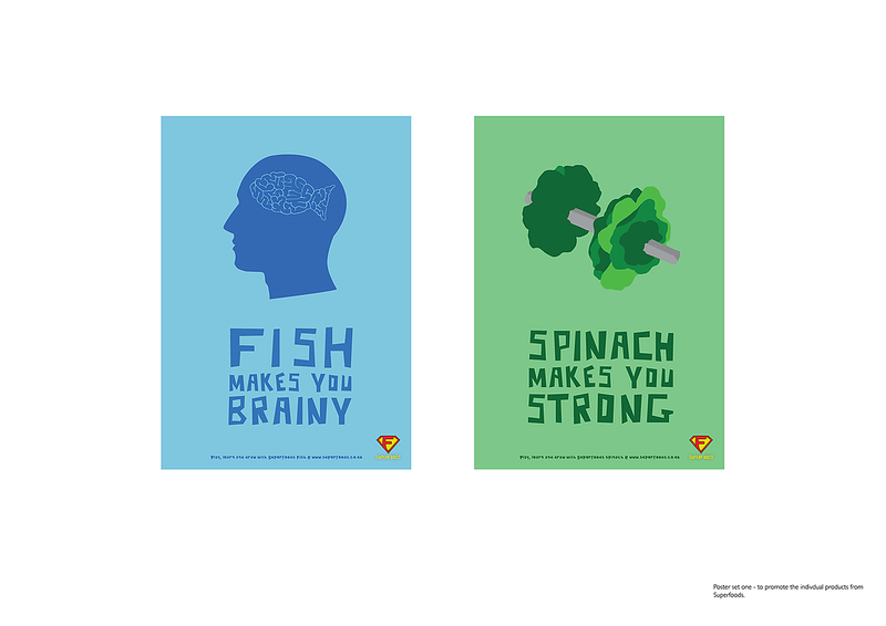 (L28) Fish and Spinach