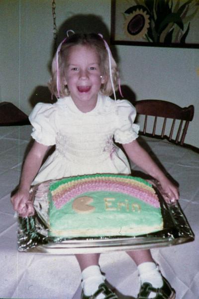 Erin's 5th Birthday