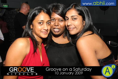 Groove - 9th January 2009