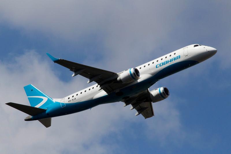 Cobham Aviation Embraer E190-100LR