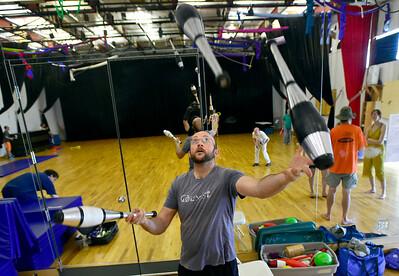 Photos: Boulder Juggling Festival