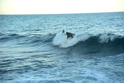 Surfing Bahamas 2019