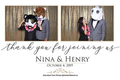Nina & Henry