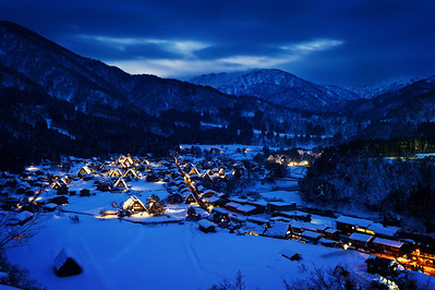 Enchanting Shirakawago