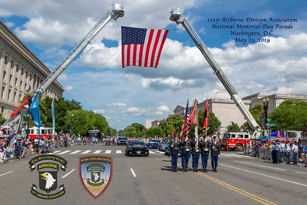 2019 Memorial Day Wreath Laying and Parade