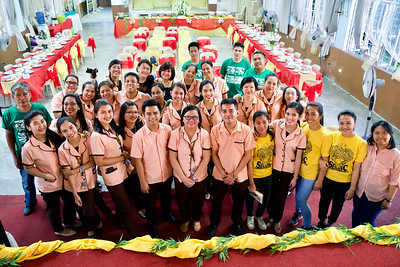 Faculty and Staff Teachers' Day Party 2018-2019