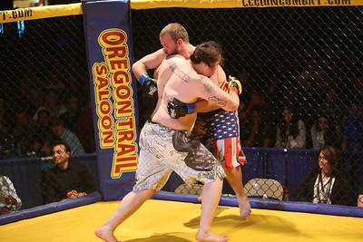 Fight #7 Braden Erdman vs. Amin Rodriguez