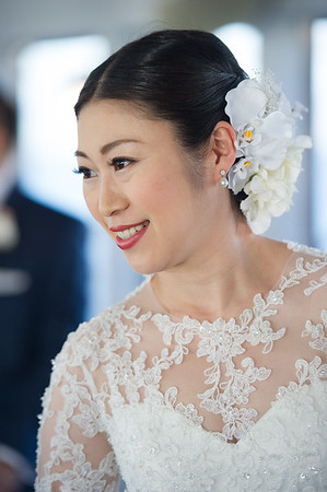 Rie & Edwin Hornblower Wedding