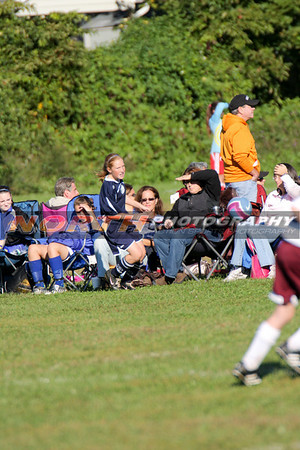 10/11/2008 (U10 Girls Red) Commack Crush vs. Northport Momentum