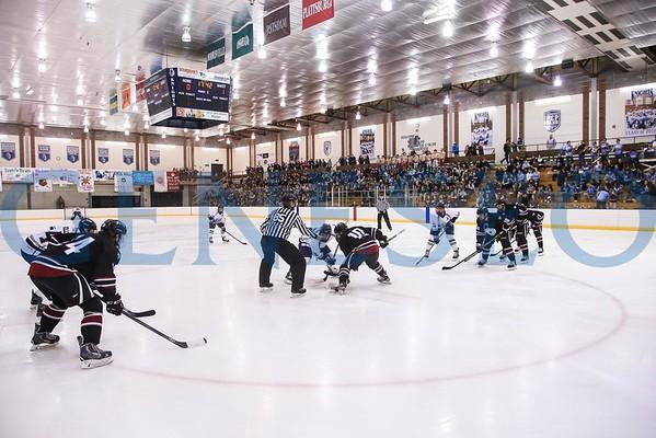 Ice Hockey vs. Potsdam (Teddy Bear Toss)