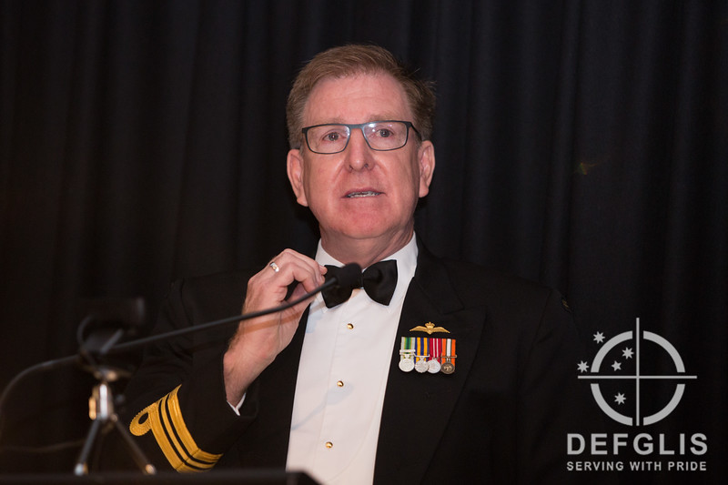 DEFGLIS Military Pride Ball 2017