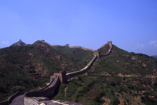 China, Tibet & Nepal - July & Aug. 2002
