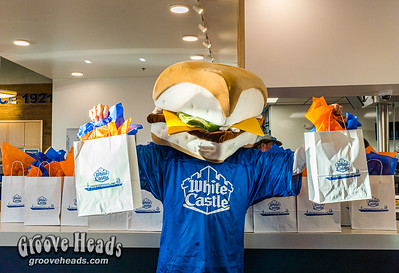 White Castle VIP Party