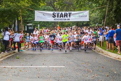 Kensington 2 Mile Challenge 2018 Race