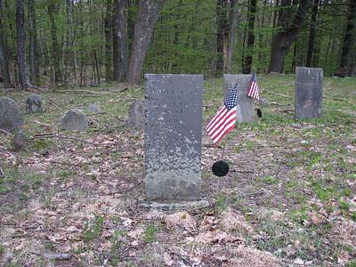 Joshua Grant Grave