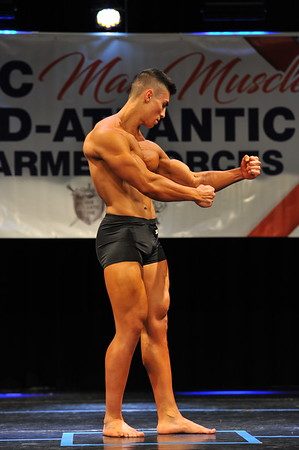 2017 NPC Max Muscle Mid-Atlantic Open , Armed Forces & Va State