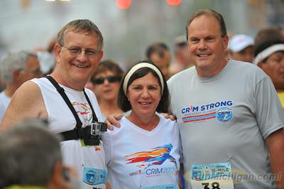 30+Year Runner Start - 2014 HealthPlus Crim Festival of Races