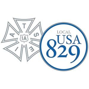 IATSE Local 829 United Scenic Artists