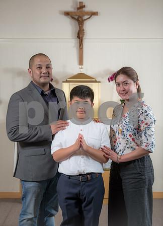 Bello 1st Communion