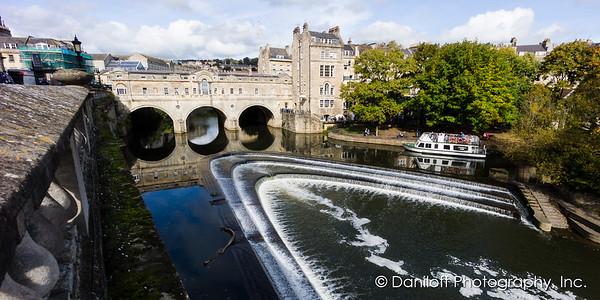 Bath, England - September 2017