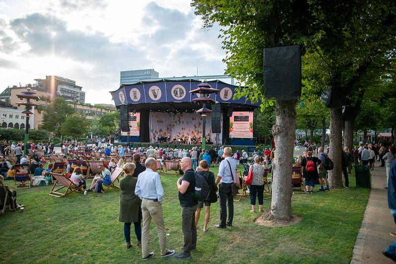Tivoli Gardens - Concert Stage
