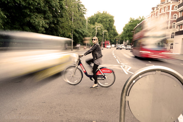 Bicycles of London