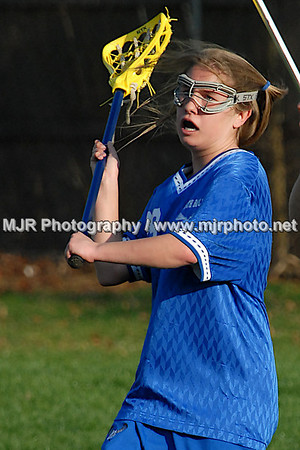 Lacrosse, Girls H.S. JV, Bay Shore vs North Babylon, 04-23-07
