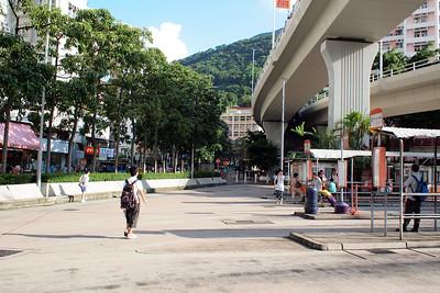 Hong Kong Island and Tsim Sha Tsui Tour (15/08/2009)