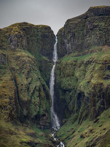 Two Tier Waterfall  Photography by Wayne Heim